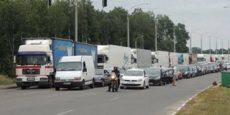 Итальянская забастовка литовских пограничников