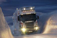Перевозка грузов в Сибирь