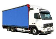 Грузоперевозки Volvo тент до 10 тонн