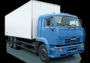 КамАЗ фургон от 10 до 15 тонн