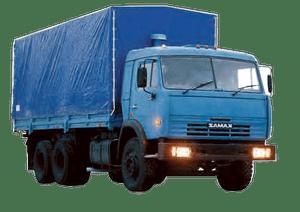 КамАЗ тент от 10 до 15 тонн