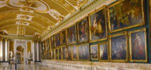 Перевозка музейных экспонатов и картин