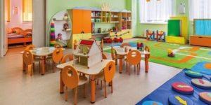 Переезд детского сада